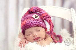 Fotoaccessoire Baby Fotografie Mütze Neugeborenen Accessoire Fotoshooting Accessoire Baby Häkelmütze Neugeborenen Fotografie