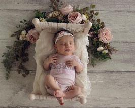 Neugeborenen Set Neugeborenen Requisiten Foto Outfit Baby Body Baby Fotografie Prop Neugeborenen Accessoires Neugeborenen Haarband