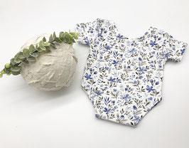 Babyfotografie Set Body und Kranz