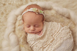 Babyfotografie Haarband Fotoaccessoires Neugeboren