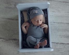 Neugeborenen Set Neugeborenen Requisiten Foto Outfit Baby Mütze Baby Fotografie Outfit Junge Set Prop Neugeborenen Accessoires