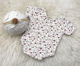 Baby Fotografie  Set Haarband & Body