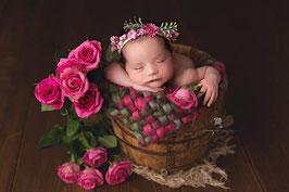 Fotoaccessoire Haarband Babyfotografie Prop Baby