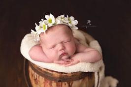 Babystirnband, Blumenstirnbänder, Baby Mädchen Stirnbänder, Kleinkind Mädchen-Haar-Accessoires, Säugling Stirnbänder, babystirnband
