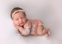 Newborn romper, Neugeborenen Fotografie Requisiten, Haarband, Headband, Fotografie, Newborn props, Foto props, Props newborn,Outfit,Mädchen