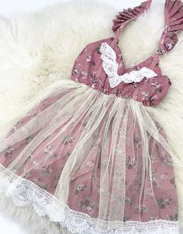 Traum Spitzen Blumen Mädchen Kleid 3 Jahre