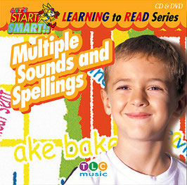 Multiple Sounds and Spellings CD&DVD