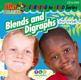 Blends and Digraphs CD&DVD