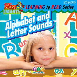 Alphabet and Letter Sounds CD&DVD