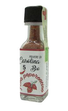 Polvere di Carolina Reaper 10g Bio