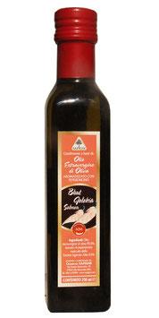 Olio e.v.o al Bhut Jolokia Salmon 250ml