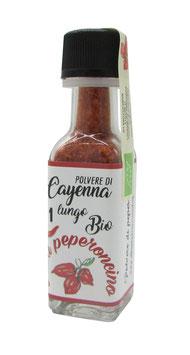 Polvere di Cayenna 10g Bio