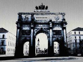 München - Siegestor