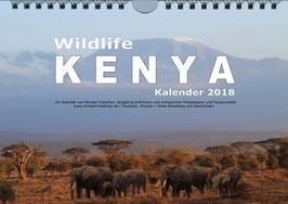 Kenya, KALENDER 2018, Special Edition