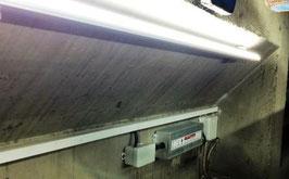 Grubenbeleuchtung: Typ GRUB BAS / 08 LED
