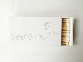 Streichholz Graubünda