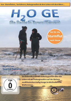 DVD: H2oge - Die Hallig in ihrem Element