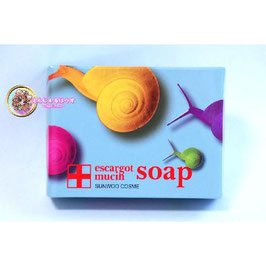 かたつむり石鹸 escargot mucin SOAP