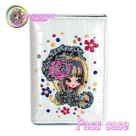 E Passt Wallet ホワイト 2201