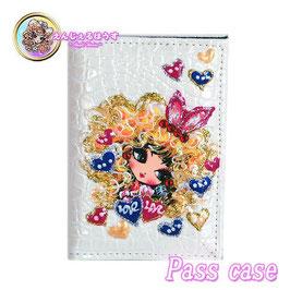 E Passt Wallet ホワイト 2237