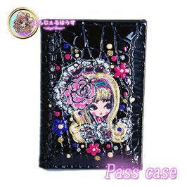 E Passt Wallet ブラック 2201