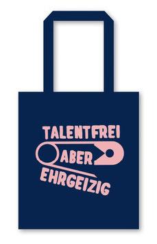 strickimicki Tasche Talentfrei