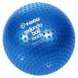 Redendo Ball Touch 22 cm blau mit noppen