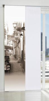 Flächenvorhangsystem Salerno