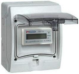 MEDIDOR KWH CAJA IP65 BIFASICO 2FASES/1NEUTRO 110/220V 10-100A