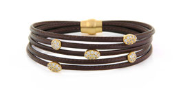 Luca Lorenzini Armband, 19 cm Universo Collection