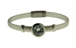 Luca Lorenzini Armband /-reif mit Magnetverschluss Crystal Collection