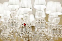 Traumhafter Lüster / Leuchter Marie Coquine, Design Philippe Starck