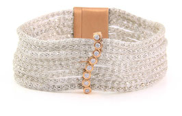 Luca Lorenzini Armband 18 cm, Nuoa Dea Collection