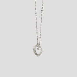 PVG Anhänger Vega Weissgold mit Diamanten