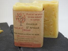Douceur d'Afrique - savon soin surgras à 7%