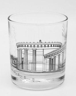 """Glas """"Elisenbrunnen"""", schwarz"""