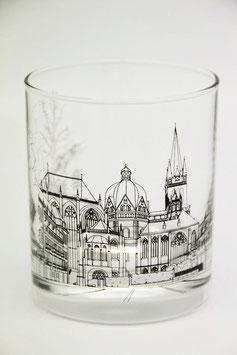 """Glas """"Aachener Dom"""""""
