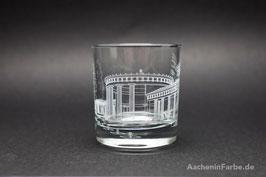 """Glas """"Elisenbrunnen"""", weiß"""