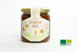 BIOLAND Buchweizen Honig