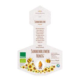BIOLAND Sonnenblumen Honig