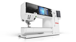 Bernina 880 Plus mit Stickmodul