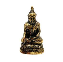 Budha II - miniatura de cobre