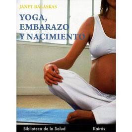 Yoga, embarazo y nacimiento