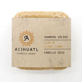 Shampoo Sólido Acihuatl - CABELLO SECO