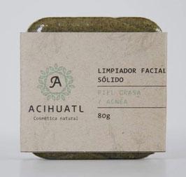Limpiador Facial Sólido Acihuatl - PIEL GRASA & ACNEA