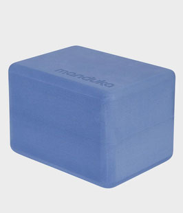 Bloque Manduka Mini - SHADE BLUE