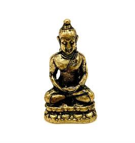Budha - miniatura de cobre