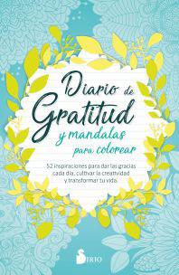 Diario de Gratitud & Mandalas para Colorear