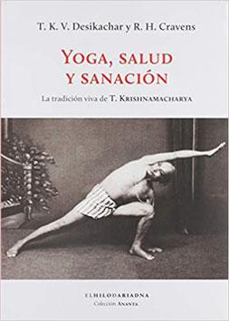 Yoga Salud y Sanación