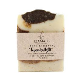 Jabón Izamaiz - Tepezcohuite